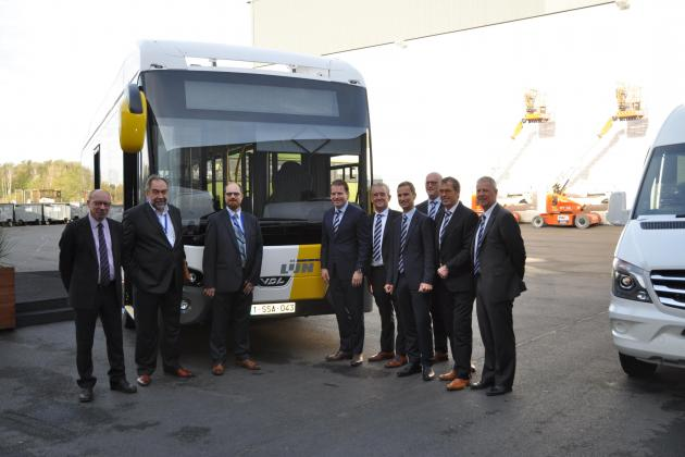 New order from De Lijn for VDL Bus & Coach