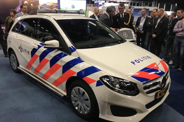 VDL Bus Venlo to convert new police cars